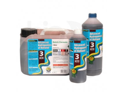 HNOJIVO Advanced Hydroponics Dutch formula MICRO 1l