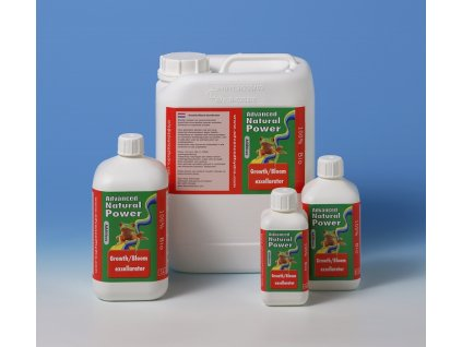 HNOJIVO Advanced Hydroponics Advanced Natural power GROWTH/BLOOM EXCELLERATOR 250ml
