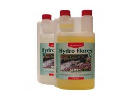 Hnojivo Canna Hydro Flores A+B 1l
