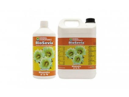 Hnojivo General Hydroponics BioSevia Bloom 1l