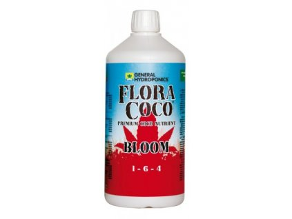 Hnojivo General Hydoponics FloraCoco Bloom 1l