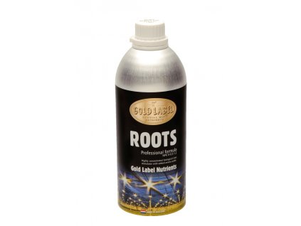 HNOJIVO GOLD LABEL Roots 0,25l výprodej