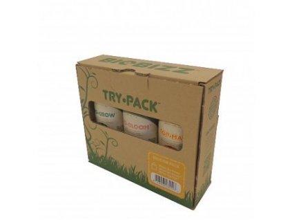 Kompletní sada hnojiv Biobizz Try•Pack Indoor