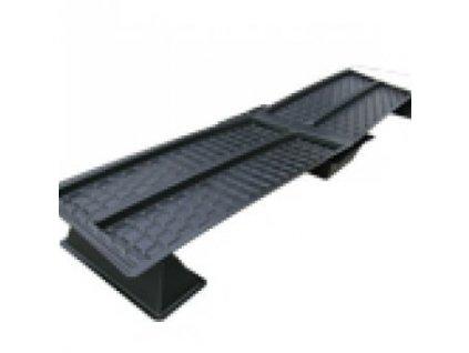 2,4m Multi-duct 244x94x6,5cm x 2 (naproti sobě)
