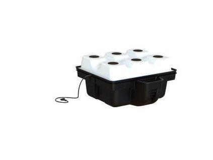 Hydroponický systém PLATINUM Aerop 60x60 na 6 rostlin