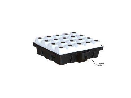 Hydroponický systém PLATINUM Aerop 100x100 na 20 rostlin