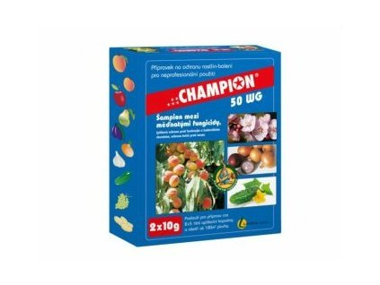 Fungicid Champion 50WG, 2x 10g