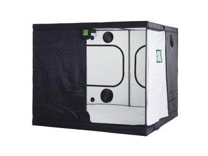 Bud Box PRO XL 120x120x200 Stříbrný