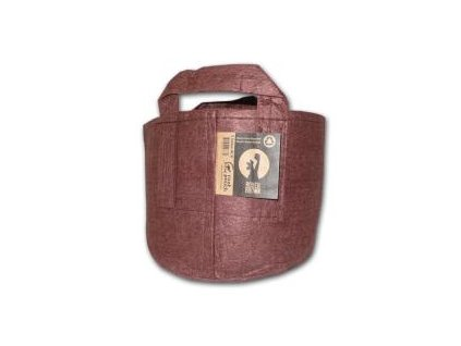 Root pouch textilní květináč Boxer brown 16l