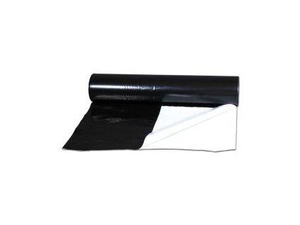 Odrazová folie Bílo-černá 1 m
