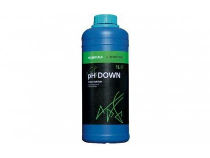 Essential ph Down 81% 1l