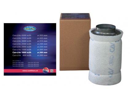 Pachový Filtr Can-Lite 1000m3/h, 200mm