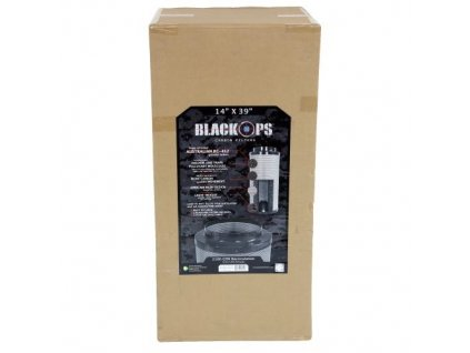 Pachový filtr Black Ops 1615 PRO,100cm, 1615m3/hod, 200mm