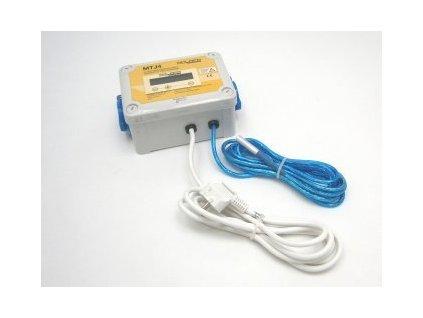 Digitální dvojitý termostat s 2x regulací výkonu (min/max)