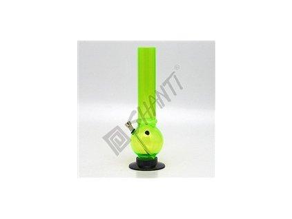 Bong acrylic Enjoy 34 cm zelený