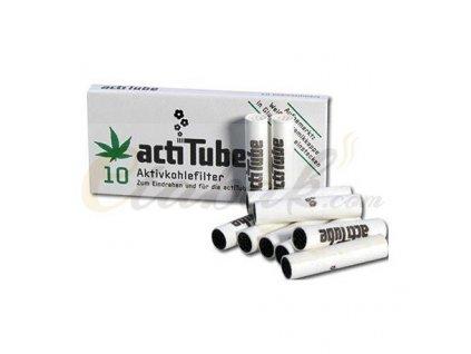 Actitube filtry uhlíkové 10 ks