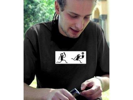 Pánské tričko - Konec zahradníků v Čechách