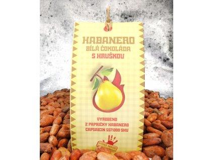 habanero bila cokolada s hruskou 82638 0