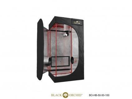 BLACK ORCHID - HYDRO-BOX 50X50X100CM TENT