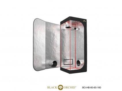 BLACK ORCHID HYDRO BOX 60X60X160CM TENT