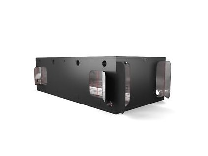 BLACK ORCHID HYDRO BOX 400X200X225CM TENT