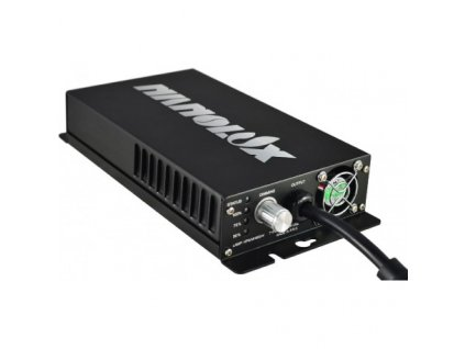 growth technology nanolux digital ballast 600w