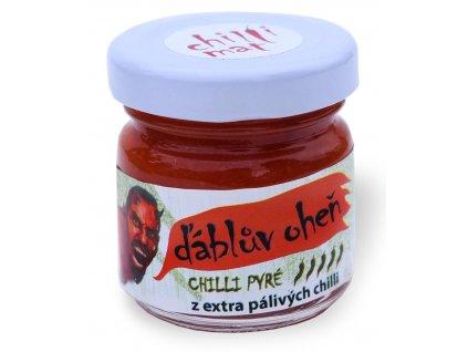 Ďáblův oheň chilli extrakt