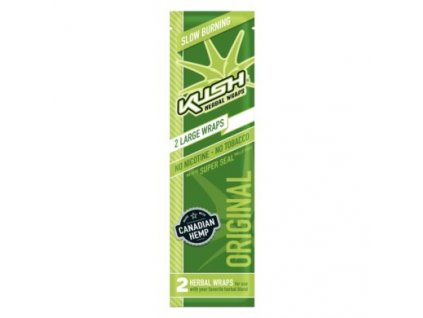 Blunt Kush Herbal Original, 2x