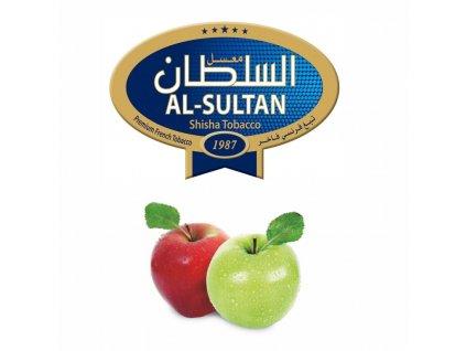 Tabák do vodní dýmky Al Sultan 2 Apples