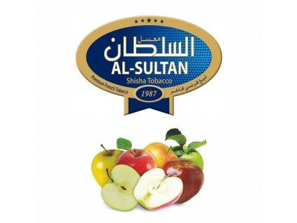 Tabák do vodní dýmky Al Sultan 5 Apples