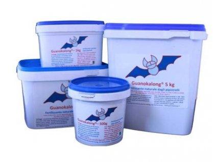 Půdní obohacovač Guanokalong prášek 0.5kg