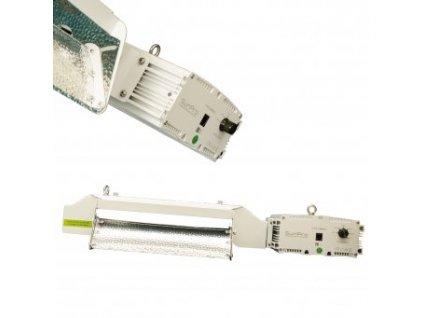SunPro EXPERT Complete Fixture 1000W HPS DE, 230400V