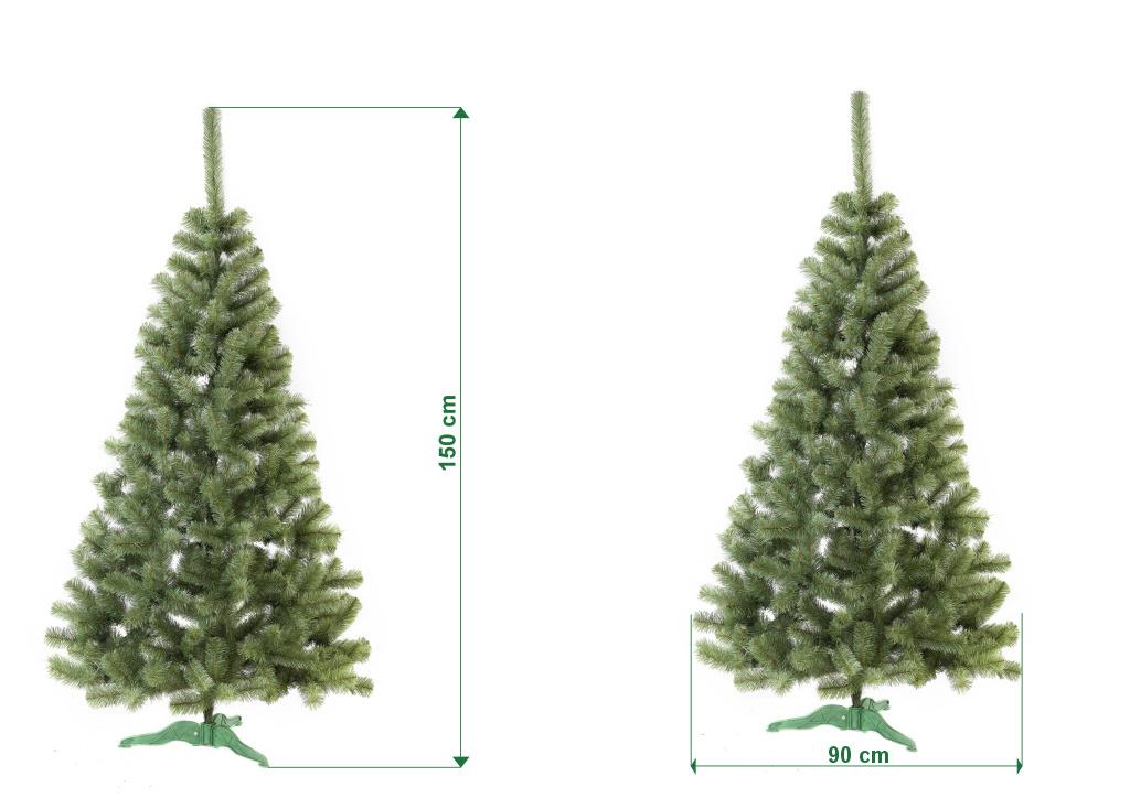 umely-vanocni-stromecek-jedle-ELA-rozmery-150cm100cm-stromeckov
