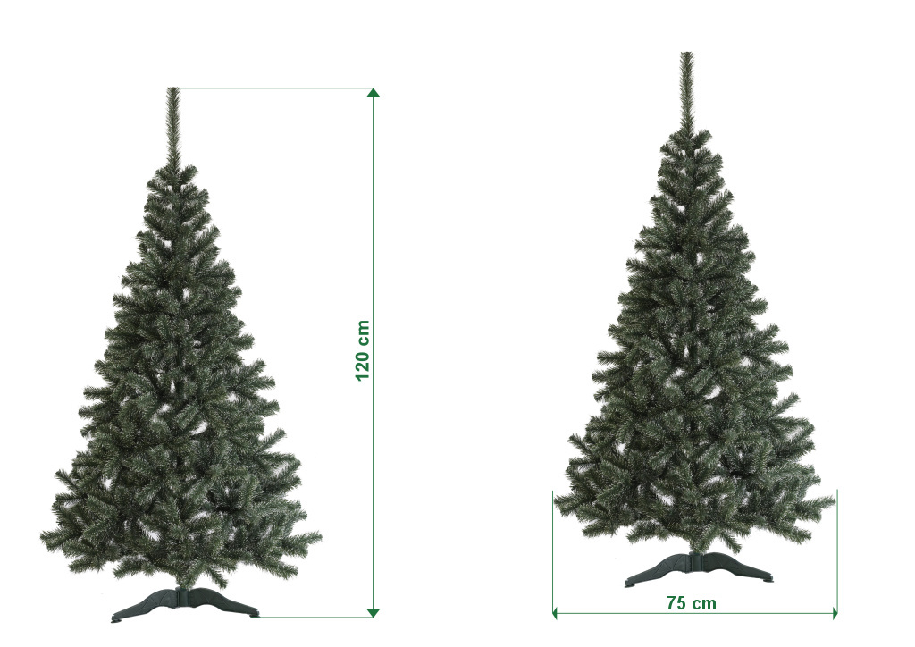 umely-vanocni-stromecek-jedle-LUX-s-bilymi-konci-rozmery-120cm-95cm-stromeckov