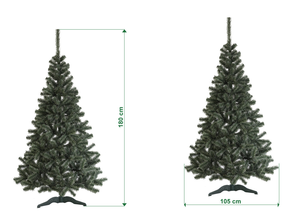 umely-vanocni-stromecek-jedle-LUX-s-bilymi-konci-rozmery-180cm-105cm-stromeckov