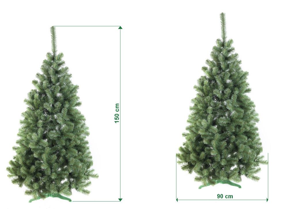 umely-vanocni-stromecek-jedle-NELA-rozmery-150cm-105cm-stromeckov