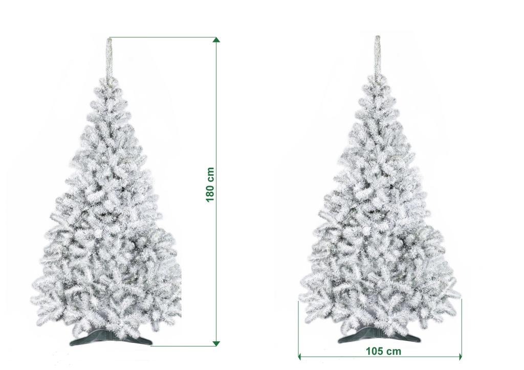 umely-vanocni-stromecek-jedle-NELA-zasnezena-rozmery-180cm-105cm-stromeckov