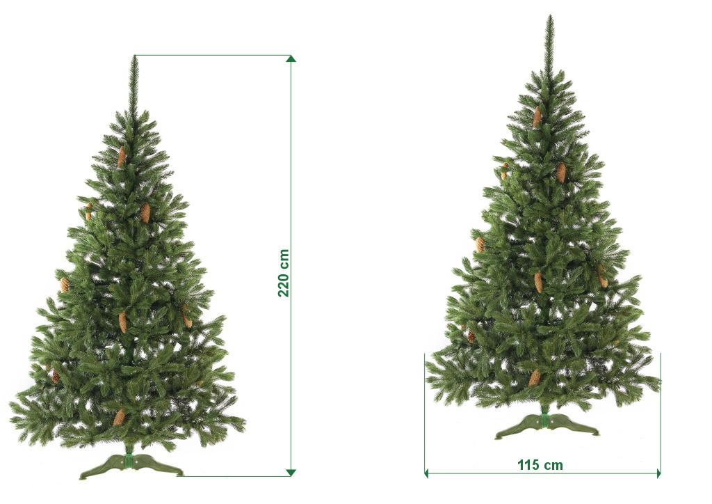 umely-vanocni-stromecek-smrk-ELEGAN-LUX-s-odrosty-rozmery-220cm-130cm-stromeckov