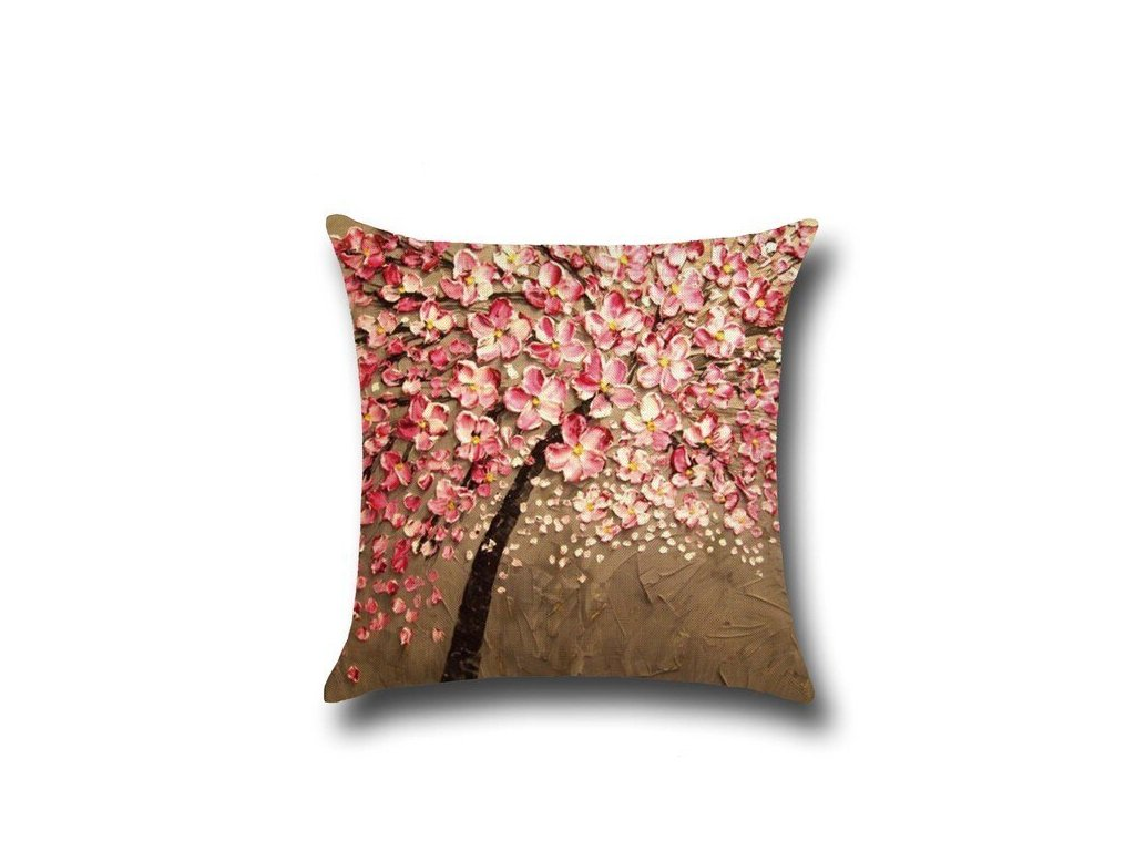 7 Nordic Tree Three dimensional Painting Pillows Decor Home Decoration Cotton Pillow Case 45 45cm Cushion Cover