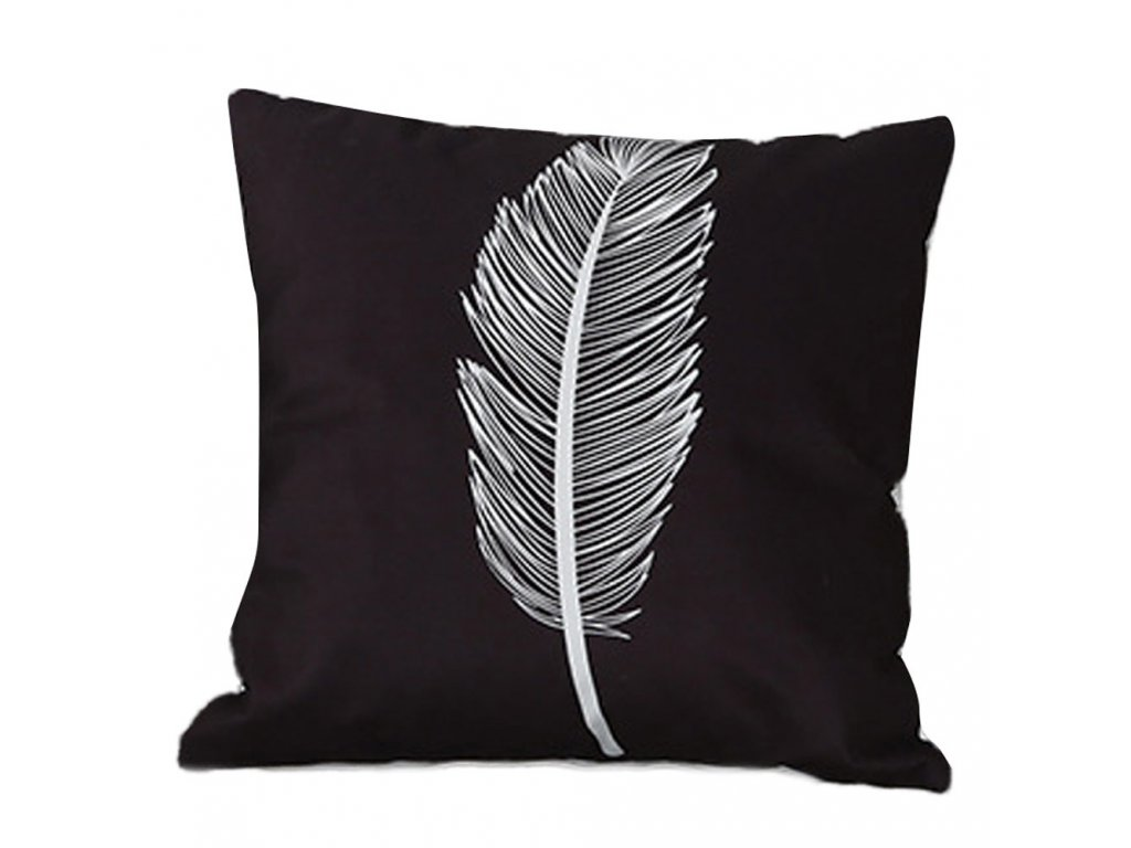 2 45X45 cm Fashion Geometric Stripe Pillow Cover Black White Throw Pillow Cases Cafe Cover Home Office