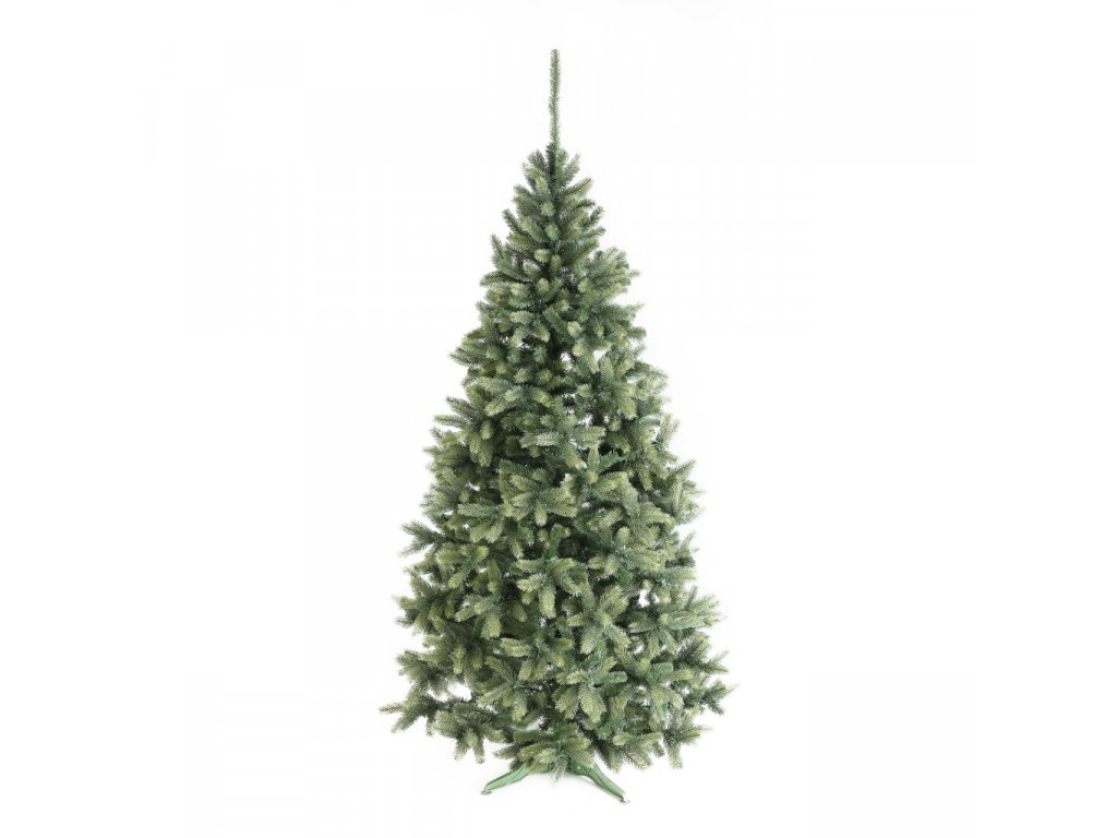 smrk elegan lux 180cm umely vanocni stromecek stromeckov