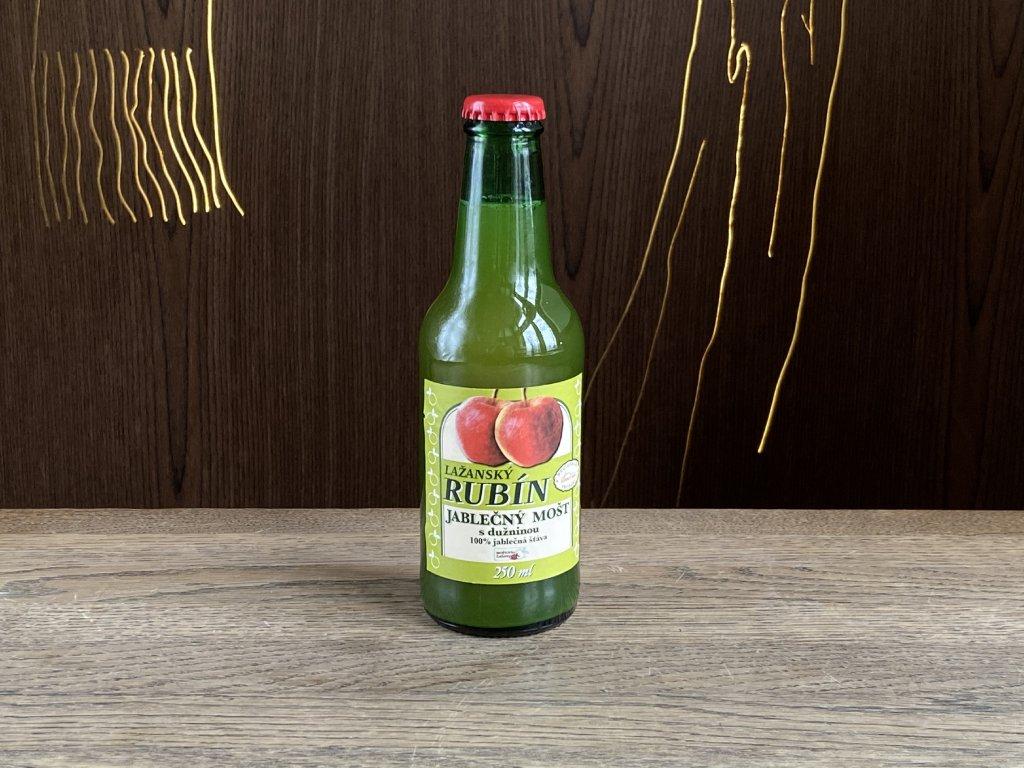 rubin jablkosduzinou