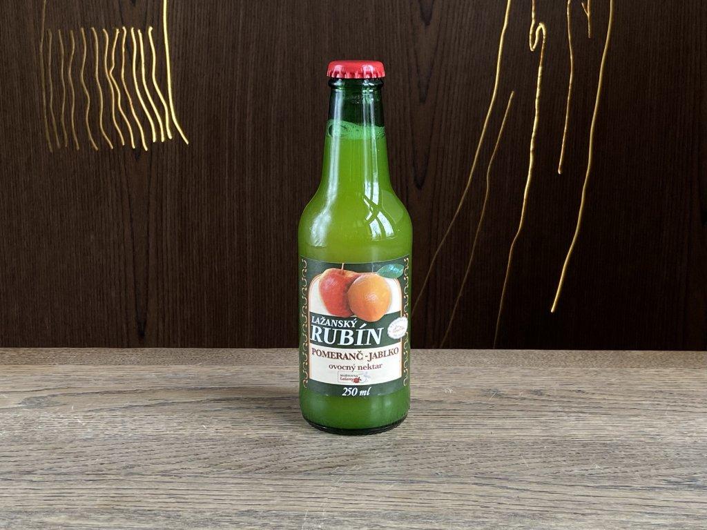 rubin jabko pomeranc