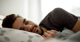 Spánek jako miminko