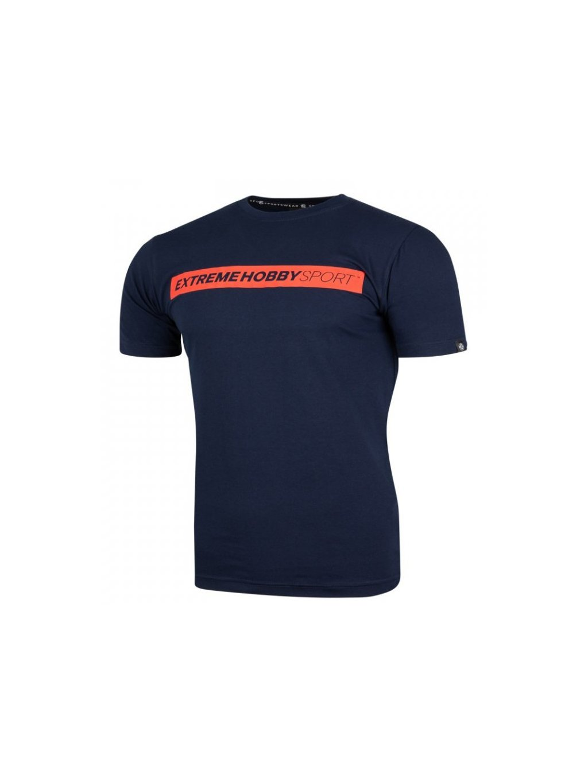 Pánské tričko EXTREME HOBBY SPORT 2021 MODRÉ