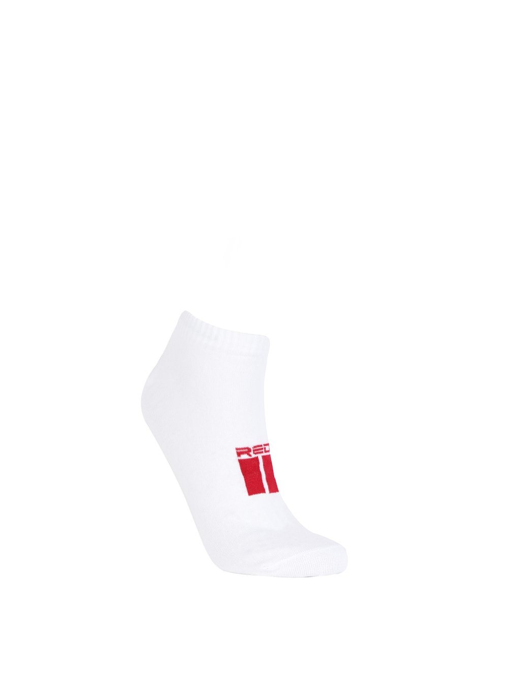 Ponožky DOUBLE RED THE RED SOCKS White Low