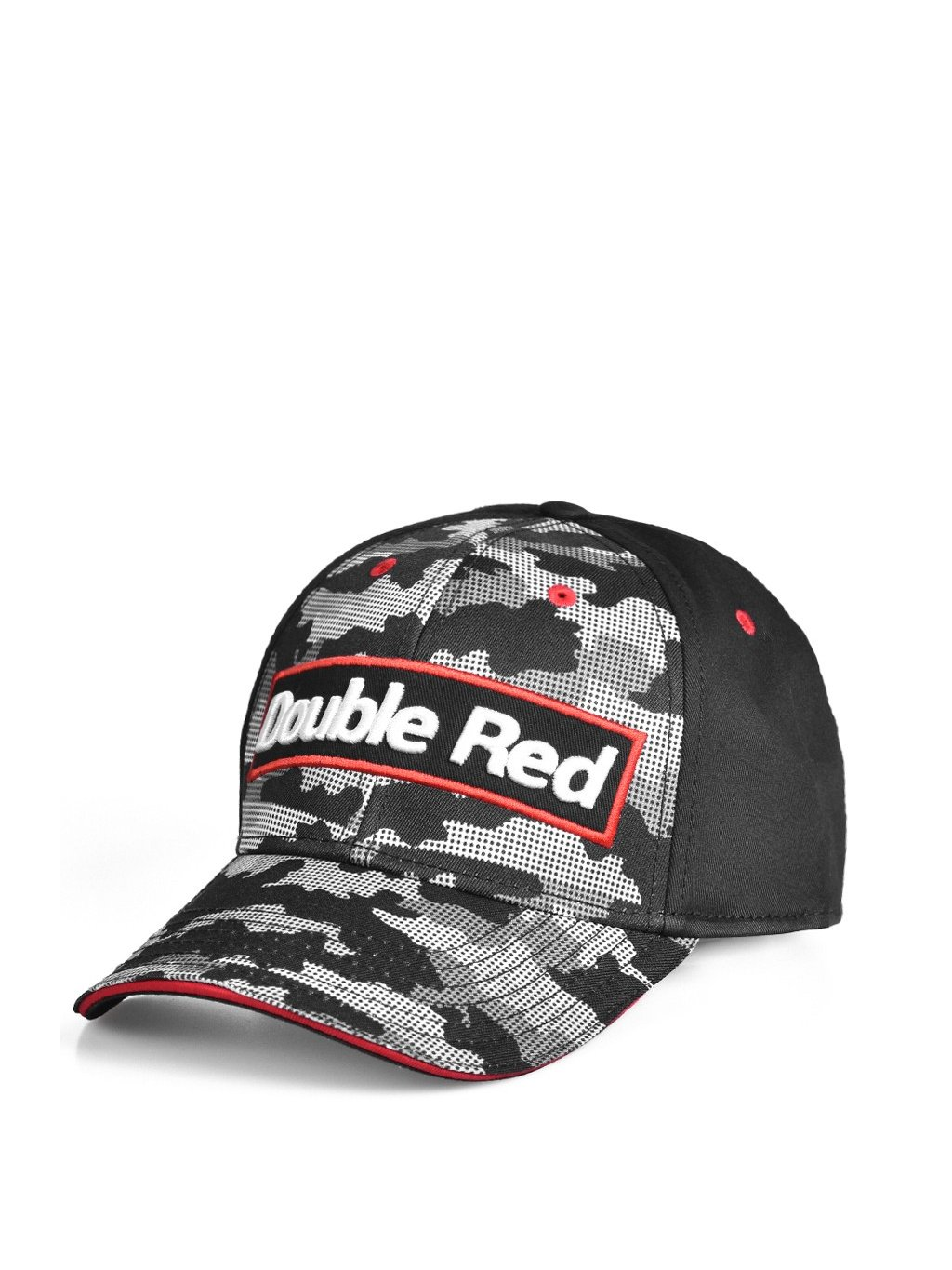 Kšiltovka DOUBLE RED Soldier TRADEMARK Edition Cap