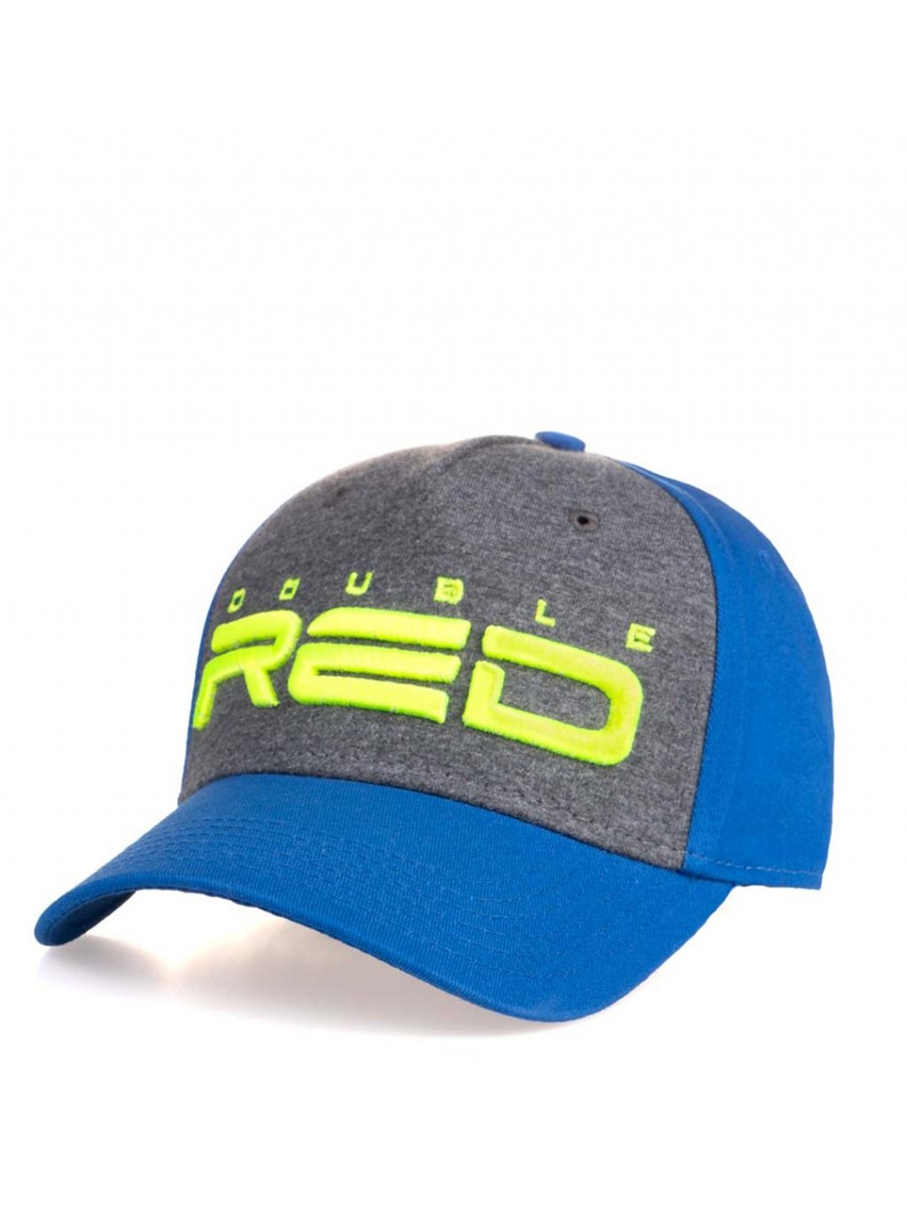Kšiltovka DOUBLE RED JERSEY Winter Edition Neon Streets Green Cap