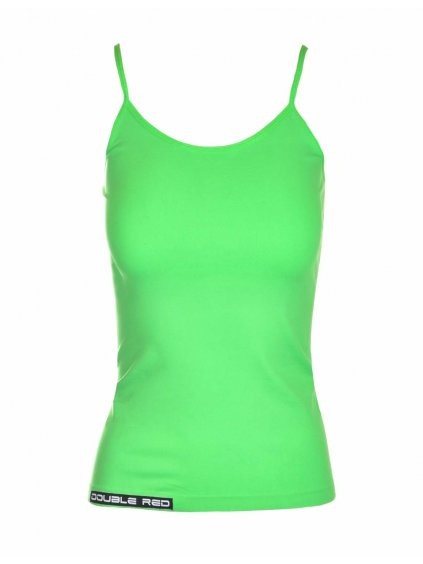 Dámské Tílko DOBLE RED Tank Tops Women's Sleeveless Green