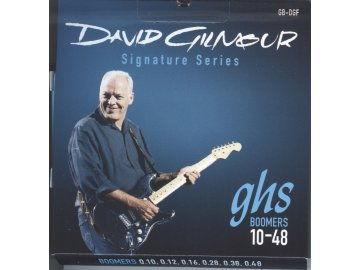 GHS Boomers David Gilmour Sign 010-048